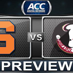 Preview | Syracuse vs Florida State | ACC Digital Network