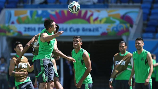 Cameroon-Mexico Preview