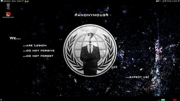 Anonymous-OS is here, but you probably shouldn't download it