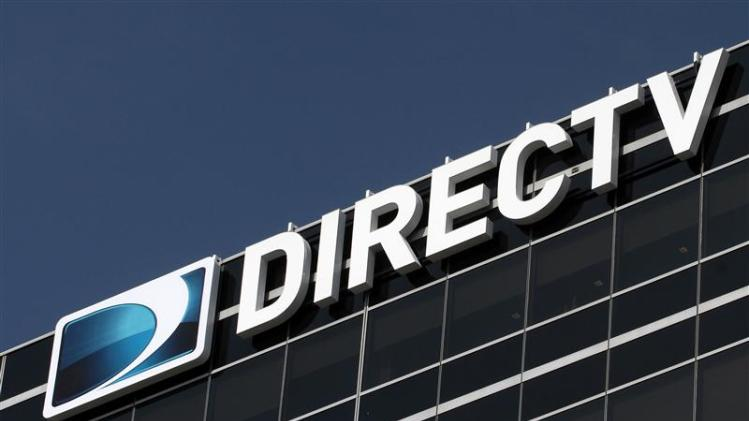 The headquarters building of U.S. satellite TV operator DirecTV is seen in Los Angeles