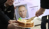 Russia Marks Vladimir Putin's 60th Birthday