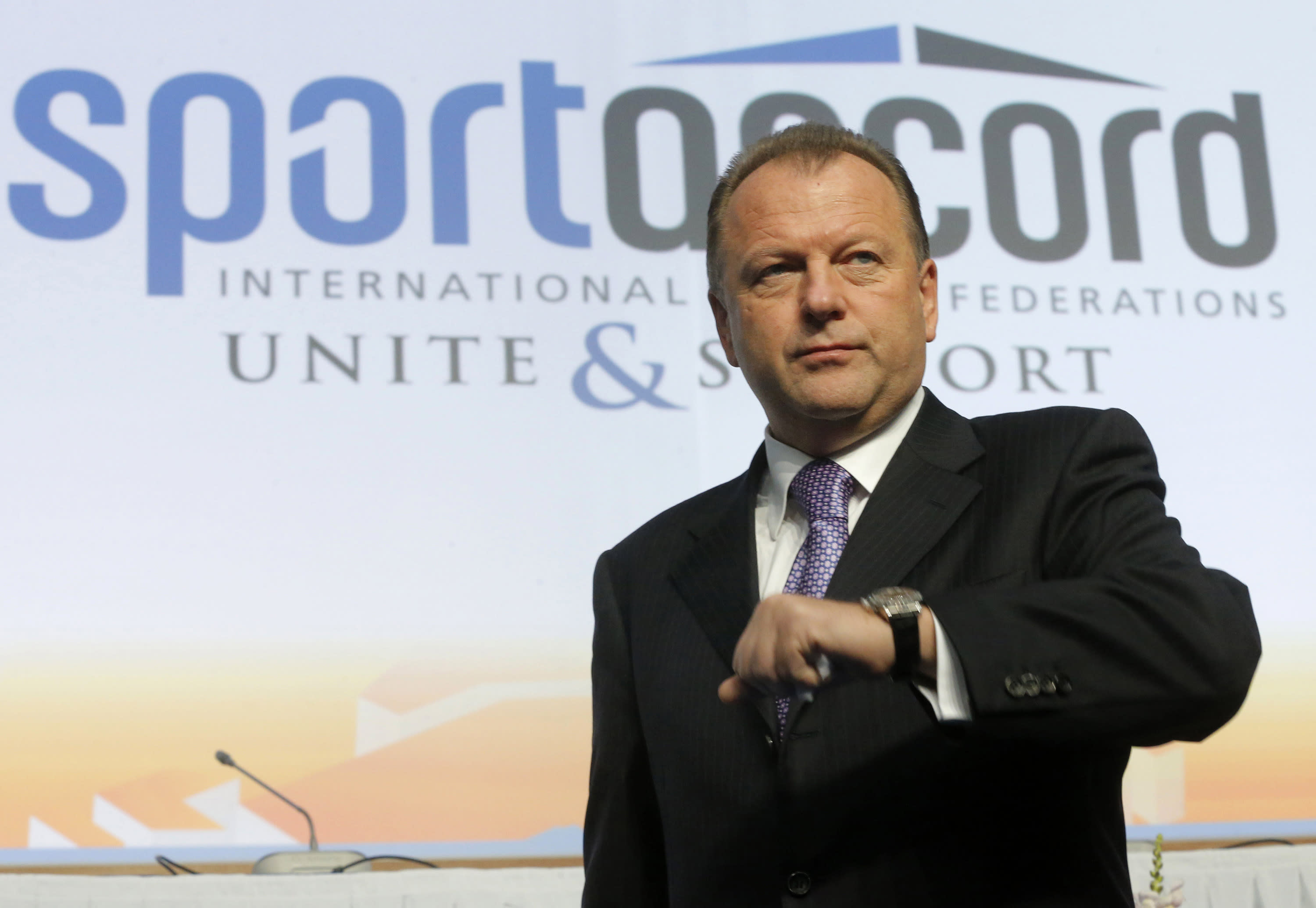 Badminton federation suspends membership of SportAccord