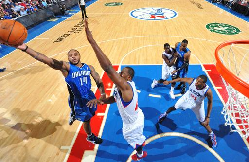 Magic snap 5-game skid in 88-82 win over 76ers