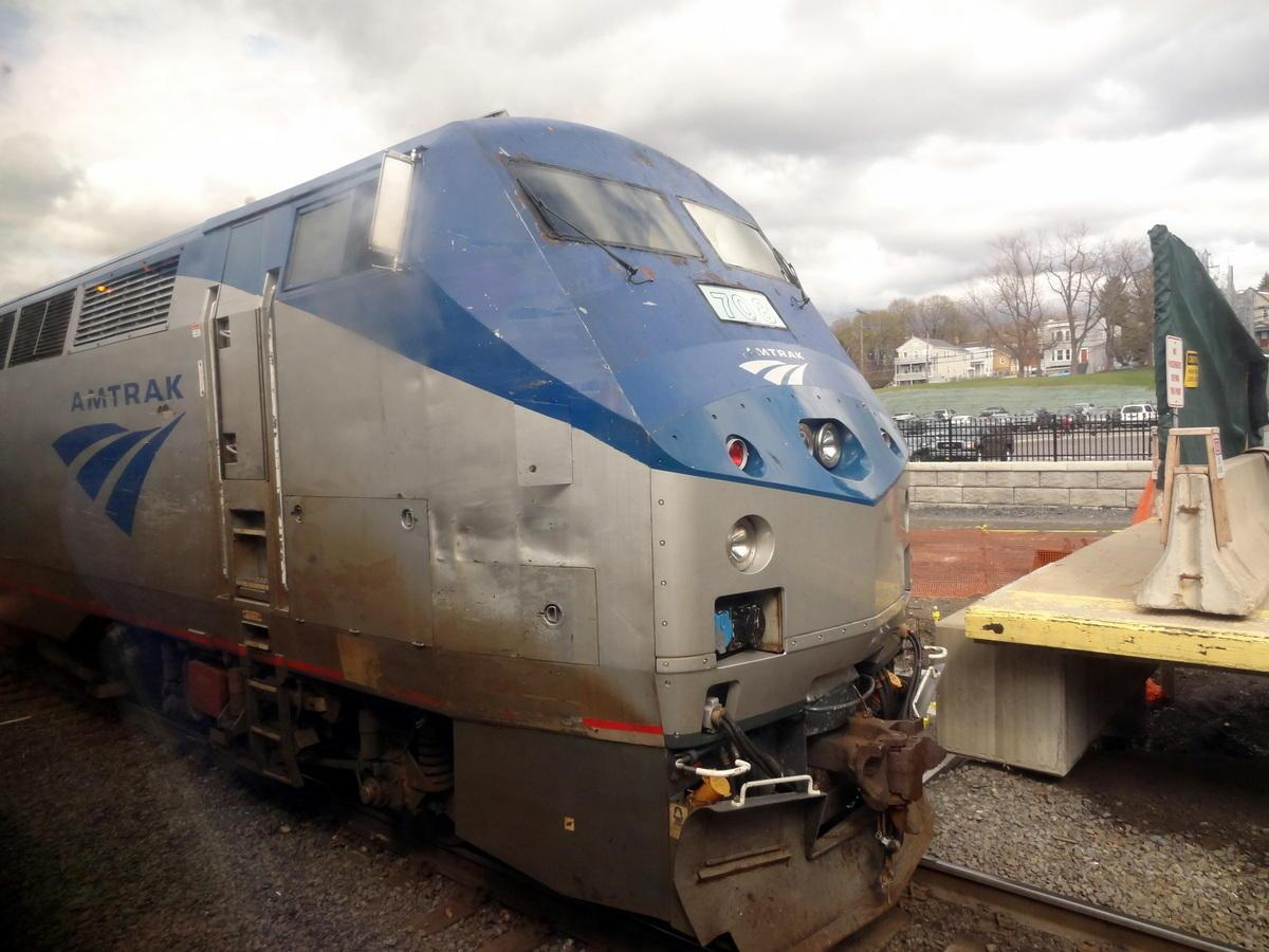 Why a speed-loving techie loves slow-moving train travel