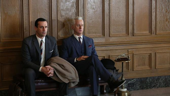 """""""Mad Men"""" -- """"For Immediate Release"""""""