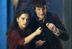Jenna-Louise Coleman, Matt Smith | Photo Credits: Adrian Rogers/BBC