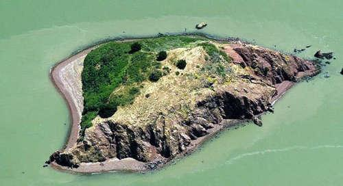 Price Chopper: Own an Island in the San Francisco Bay, Asking Price: $5M
