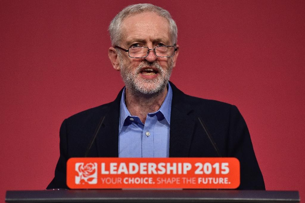 UK Labour leader backs staying in EU