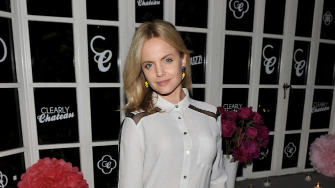 EXCLUSIVE CONTENT - IMAGE DISTRIBUTED FOR SPIN MEDIA - Mena Suvari attends Clearly Chateau at The Chateau Marmont on Thursday, May 24, 2013, in West Hollywood, Calif. (Photo by John Shearer/Invision for Spin Media/AP Images)