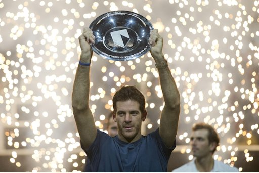 4ac4797fcee3c905290f6a70670094d5 Del Potro vence a Benneteau en final de Rotterdam Rtterdam Juan Martn del Potro 
