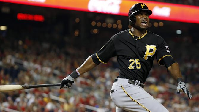 Pirates demote struggling rookie OF Polanco