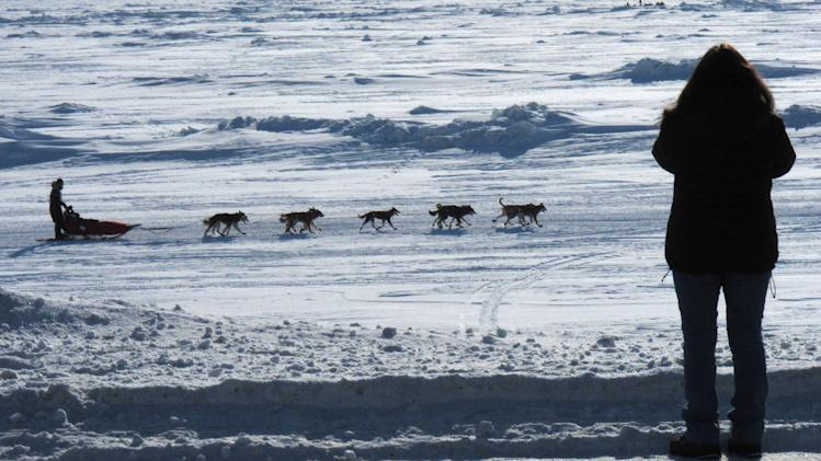 Book early for next year's Iditarod finish in Nome