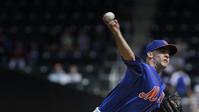 D'Arnaud's single in 12th give Mets 1-0 win