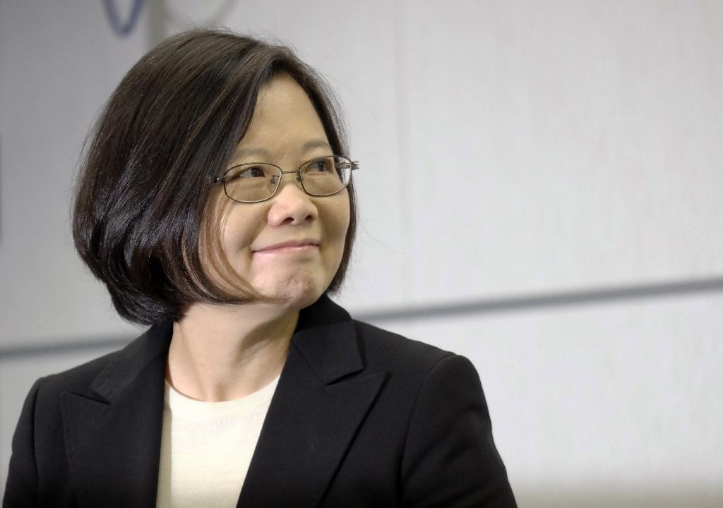 Beijing 'tightens screws' on Taiwan's new president