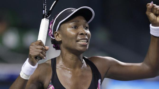 Williams advances to semis at Pan Pacific Open