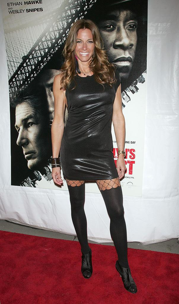 Brooklyn's Finest NY premiere 2010 Kelly Bensimon