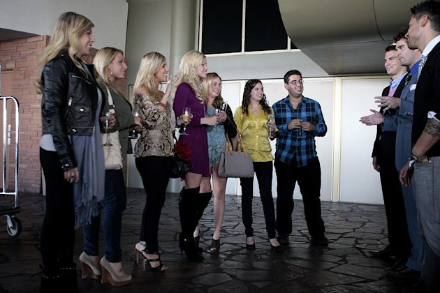 "A scene from ""Bachelorette Party Las Vegas."""
