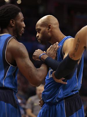 Mavs' Carter suspended game without pay by NBA