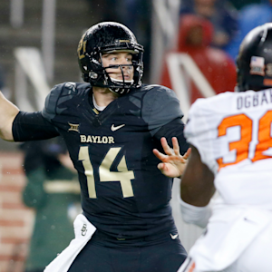 Big 12 Big Plays: Bryce Petty Strikes Early