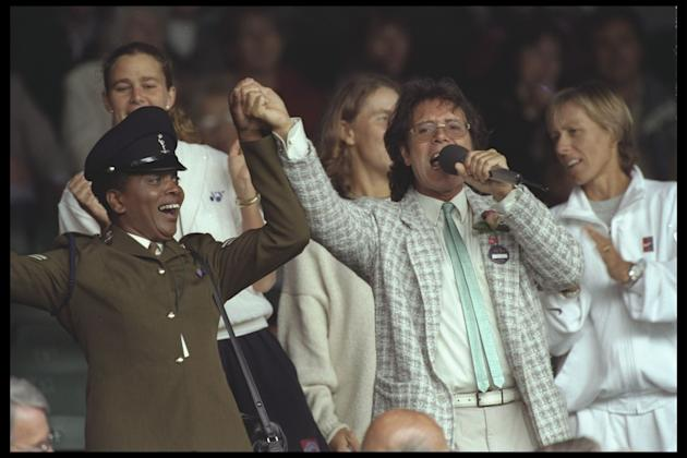 Wimbledon Cliff Richard