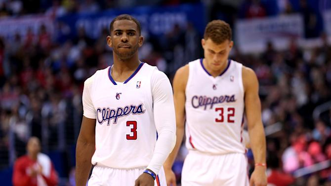 Golden State Warriors v Los Angeles Clippers - Game Five