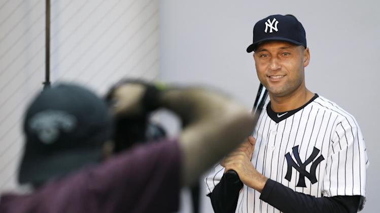 Rivera surprised by Jeter retirement this year