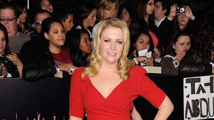 The Twilight Saga Breaking Dawn Part 1 2011 LA Premiere Melissa Joan Hart