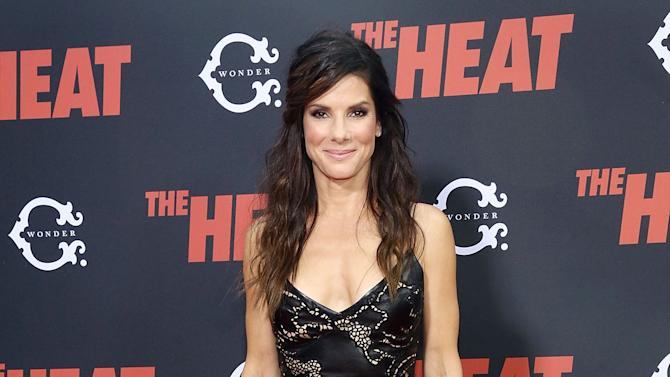 """""""The Heat"""" New York Premiere - Inside Arrivals"""