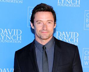 Hugh Jackman Wears Band-Aid on Nose at First Event Post-Skin Cancer Treatment