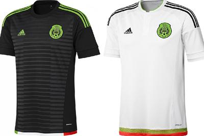 Mexico unveil new kits, will not wear green shirts