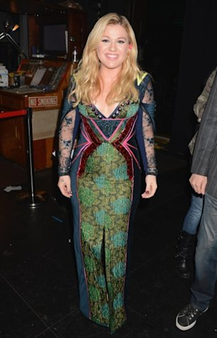 Kelly Clarkson is seen at 'VH1 Divas' 2012 at The Shrine Auditorium on December 16, 2012 in Los Angeles -- Getty Premium