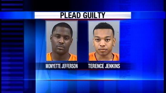 Former officers pleaded guilty in federal court