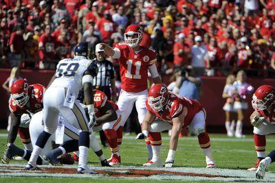 Chiefs vs. Rams 2015 live stream: Time, TV schedule and how to watch online
