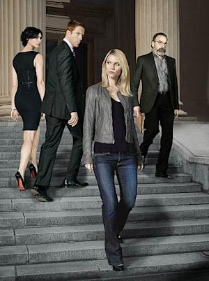 The cast of 'Homeland' -- Showtime