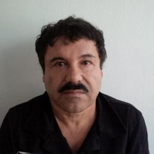 """In this image released by Mexico's Attorney General's Office, Saturday, Feb. 22, 2014, Joaquin """"El Chapo"""" Guzman is photographed against a wall after his arrest in the Pacific resort city of Mazatlan, Mexico. After 13 years on the run, narrow escapes from the military, law enforcement and rivals, Joaquin """"El Chapo"""" Guzman is back in Mexican custody. Now starts what is likely to be a lengthy and complicated legal process to decide which country gets to try him first. (AP Photo/PGR)"""