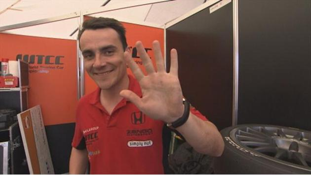WTCC - Michelisz: Better than last year