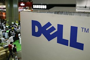 Dell sign: Credit Reuters