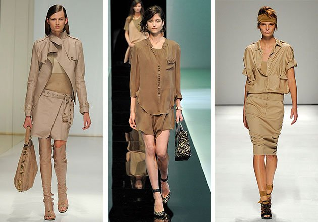Centre For Fashion News: Major trends at Milan Fashion ...