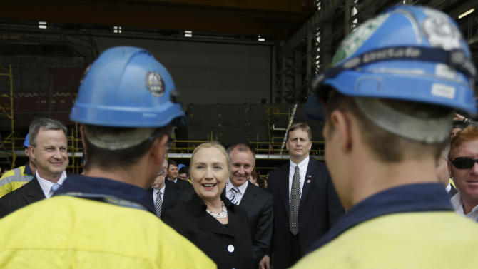 US or China? Clinton says Australia needn't choose