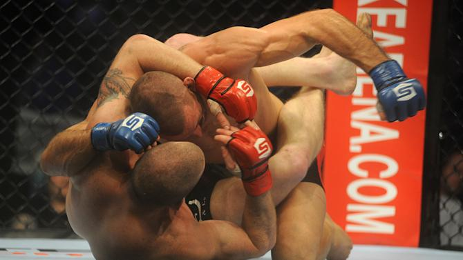 MMA: Strikeforce- Marquardt vs. Saffiedine