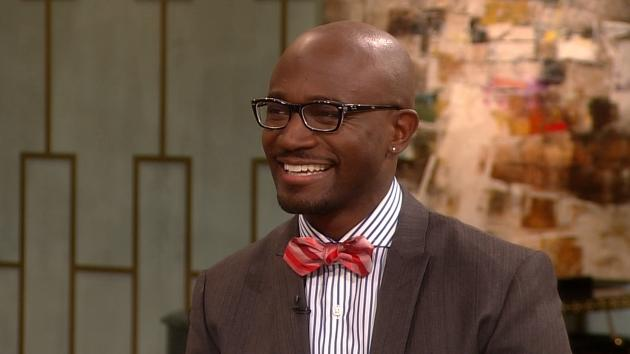 Taye Diggs on Access Hollywood Live, Dec. 12, 2012 -- Access Hollywood