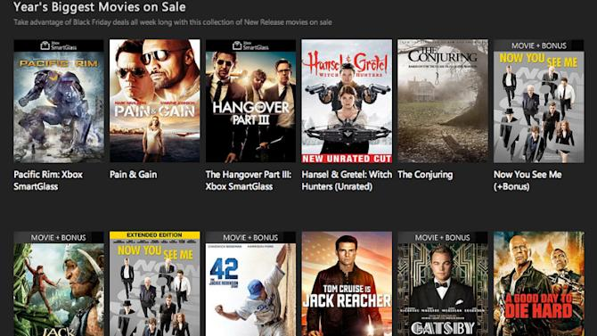 Xbox Video service launches on the web