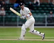 Kevin Pietersen hit three sixes in his knock of 163