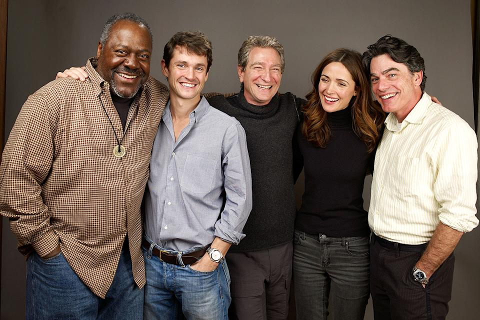 Sundance Film Festival 2009 Portraits Frankie Faison Hugh Dancy Max Mayer Rose Byrne Peter Gallager