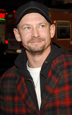 Ian Hart at the Hollywood premiere of Universal Pictures' Smokin' Aces