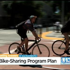 Proposed Bike Share Program Would Stretch From Davis To Sacramento