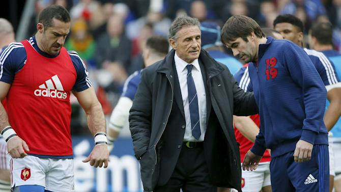 Rugby Union - Six Nations tournament - France vs Italy