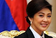 Thai Prime Minister Yingluck Shinawatra, pictured in 2011, said Friday she would not seek to change the country's harsh royal defamation law despite outcry over the death of a grandfather jailed for the offence