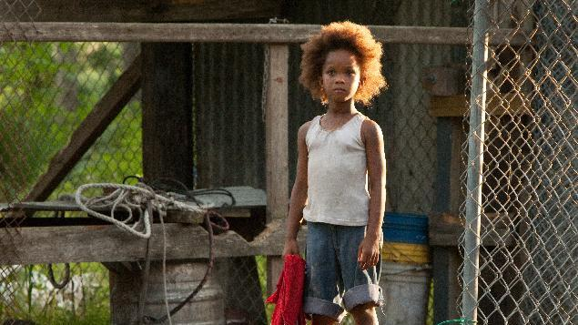 "FILE - This publicity photo released by Fox Searchlight Pictures shows Quvenzhane Wallis portraying Hushpuppy in a scene from the film,""Beasts of the Southern Wild."" By all accounts, the young star, Wallis, is an actress of talent, poise and maturity well beyond her years. She was 6 when she played the part of Hushpuppy, and at only 9, she is the youngest-ever best actress nominee at the Academy Awards. (AP Photo/Fox Searchlight Pictures, Mary Cybulski, File)"
