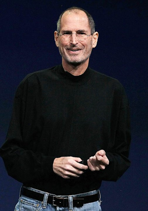 Steve Jobs i Pad Launch